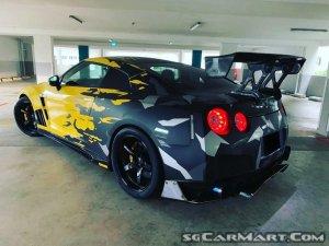 Nissan GTR 3.8A Premium (New 10-yr COE)