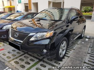 Lexus RX350 MR (New 10-yr COE)