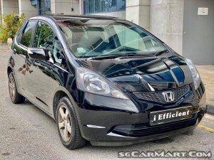 Honda Fit 1.3A G (COE till 10/2024)
