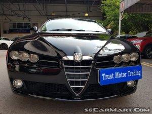 Alfa Romeo 159 2.2A JTS Selespeed (New 5-yr COE)