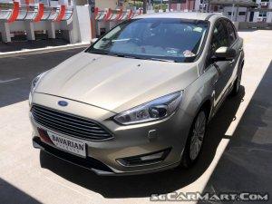 Ford Focus Titanium 1.6A