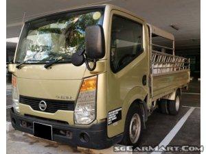 Nissan Cabstar (COE till 04/2023)
