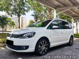 Volkswagen Touran Diesel 1.6A TDI Comfort