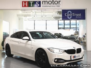 BMW 4 Series 428i Gran Coupe Luxury