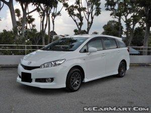 Toyota Wish 2.0A (COE till 10/2029)