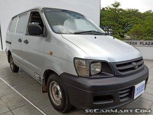 Toyota Liteace 2.2M (COE till 03/2021)