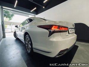 Lexus LS350 Luxury MR