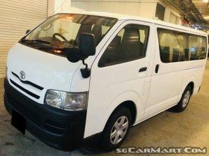 Toyota Hiace 3.0A DX (COE till 02/2024)