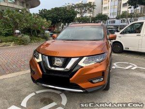 Nissan X-Trail 2.0A Premium 7-Seater Sunroof