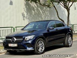 Mercedes-Benz GLC-Class GLC250d Coupe AMG Line 4MATIC