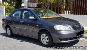 Toyota Corolla Altis 1.6A (COE till 02/2021)