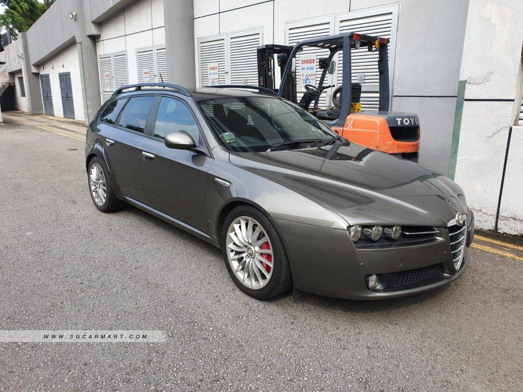 Used 2012 Alfa Romeo 159 Sportwagon 2 2a Jts Selespeed For Sale Expired Sgcarmart