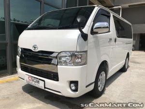 Toyota Regius Ace 2.8A Super GL Dark Prime