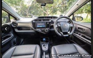 Toyota Prius C Hybrid 1.5A