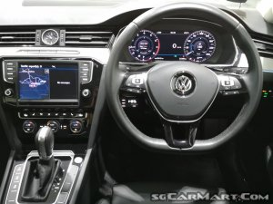 Volkswagen Passat 2.0A TSI R-Line