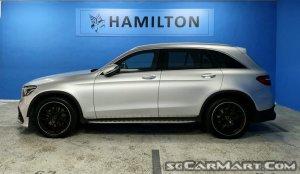Mercedes-Benz GLC-Class GLC250 AMG Line 4MATIC