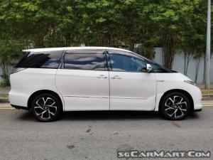 Toyota Estima Hybrid 2.4A X (COE till 11/2027)