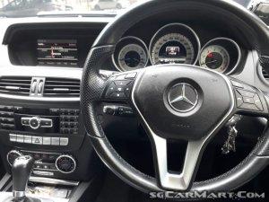 Mercedes-Benz C-Class C180 CGI Avantgarde