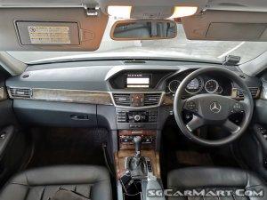 Mercedes-Benz E-Class E200 CGI (COE till 11/2029)