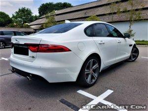 Jaguar XF 3.0A Supercharged S