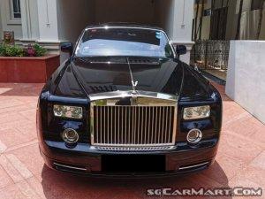 Rolls-Royce Phantom (COE till 10/2030)