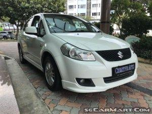 Suzuki SX4 1.6A (COE till 10/2024)