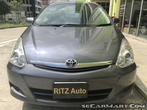 Toyota Wish 1.8A (COE till 10/2028)
