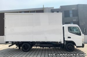 Mitsubishi Fuso Canter FEB21