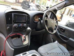 Hyundai Starex 2.5A CRDi (COE till 07/2024)