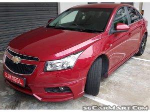 Chevrolet Cruze 1.6M (OPC) (New 5-yr COE)