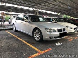 BMW 7 Series 730Li (COE till 05/2026)