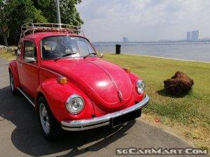Volkswagen Beetle 1303 (COE till 11/2025)