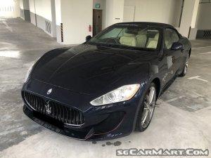 Maserati GranCabrio (New 10-yr COE)