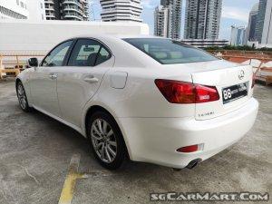 Lexus IS250 (COE till 05/2026)