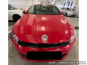 Volkswagen Scirocco 1.4A TSI (COE till 12/2029)