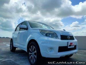 Toyota Rush 1.5A X (COE till 10/2024)