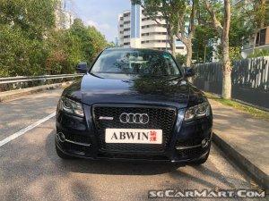 Audi Q5 2.0A TFSI Quattro (COE till 10/2029)