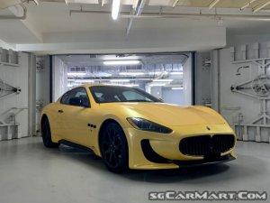 Maserati GranTurismo 4.2A (COE till 04/2029)