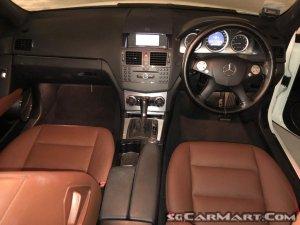 Mercedes-Benz C-Class C180K (COE till 10/2029)