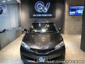 Toyota Wish 2.0A (COE till 10/2024)