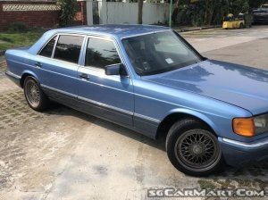Mercedes-Benz 300SEL (COE till 11/2027)