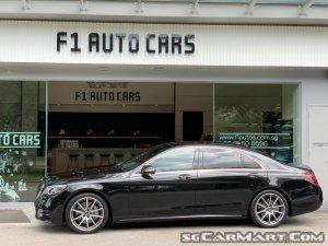 Mercedes-Benz S-Class S350D L AMG Line Executive Premium
