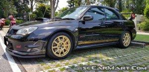 Subaru Impreza WRX 2.5M STI (COE till 06/2028)