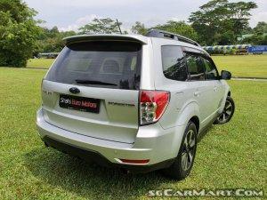 Subaru Forester 2.5XT (New 5-yr COE)