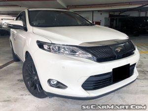 Toyota Harrier 2.0A Premium Panoramic
