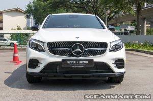 Mercedes-Benz GLC-Class GLC43 AMG 4MATIC Premium