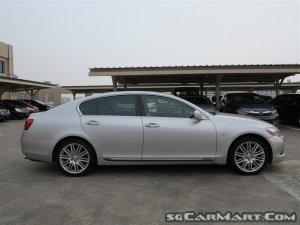 Lexus GS300 Luxury (COE till 06/2026)