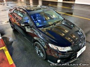 Kia Cerato Forte Koup 1.6M SX (New 5-yr COE)