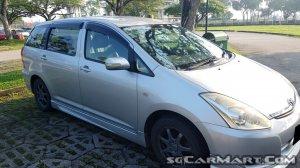 Toyota Wish 1.8A Aero Tourer (COE till 05/2023)