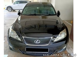 Lexus IS250 (COE till 08/2028)